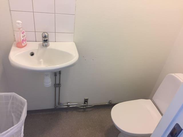 International housing with friendly roomates - Tyresö - Leilighet