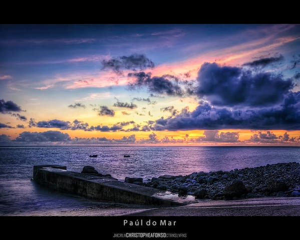 NEWLY built Seaside BEACH HOUSE Paul do Mar 2019