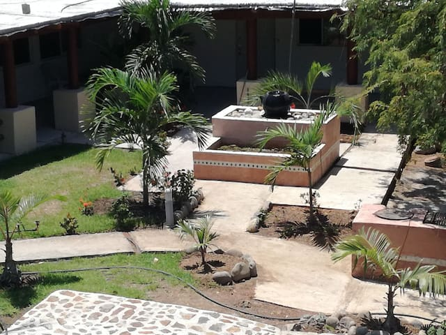 Villa el Edén en ixtapa para 5