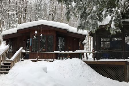 Hidden Valley Cozy Couple's Chalet - Huntsville