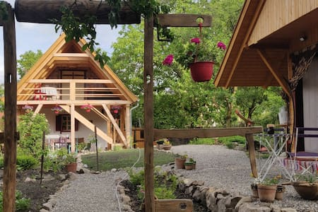 Rosie's Retreat. The Magic Cottage.