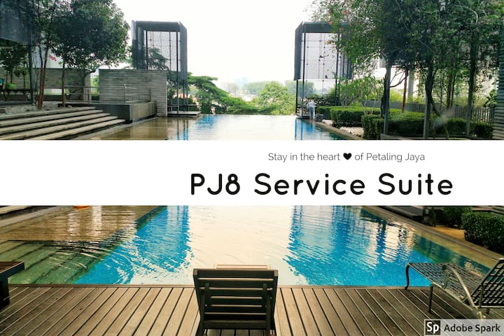 PJ8 Service Suite - 1 Bedroom City View