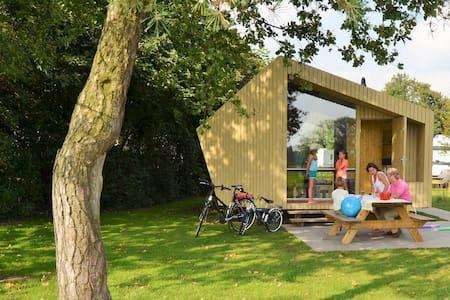 Origineel overnachten in de Trek-in - Winterswijk