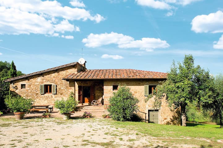 House Agriturismo Casa Bianca for 8 persons