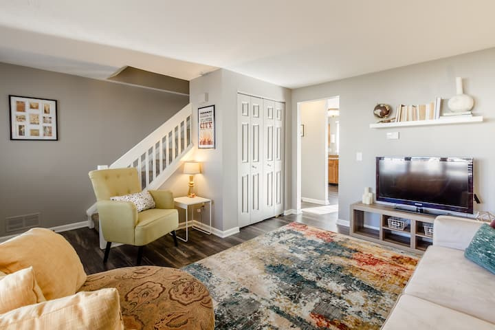 {{Cozy City Retreat}} near UofR/Strong/RIT/Airport