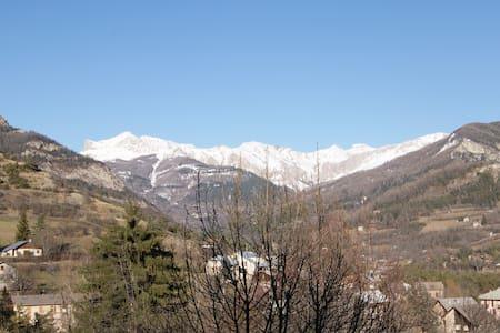 BEL APPARTEMENT ENTIERREMENT RENOVE - Villars-Colmars