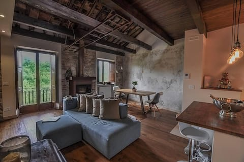Exclusive apartment in Sibillini National Park