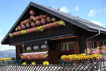 Le Chalet Fleuri Schnepfenried 2 pers