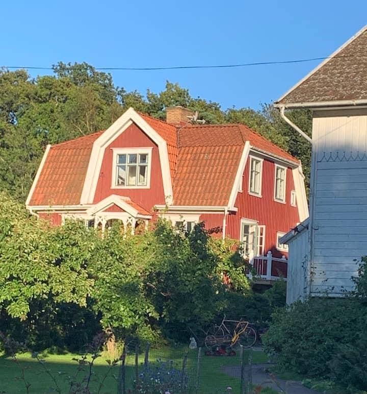 Frimans lotshus på Brännö