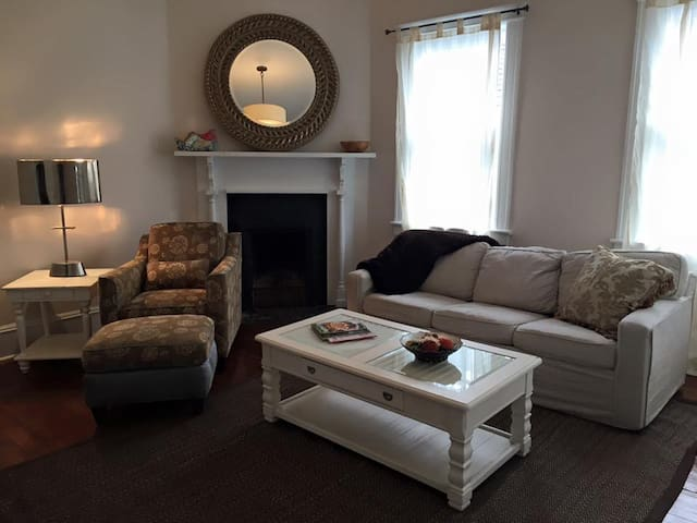 Newly Renovated Two Bedroom