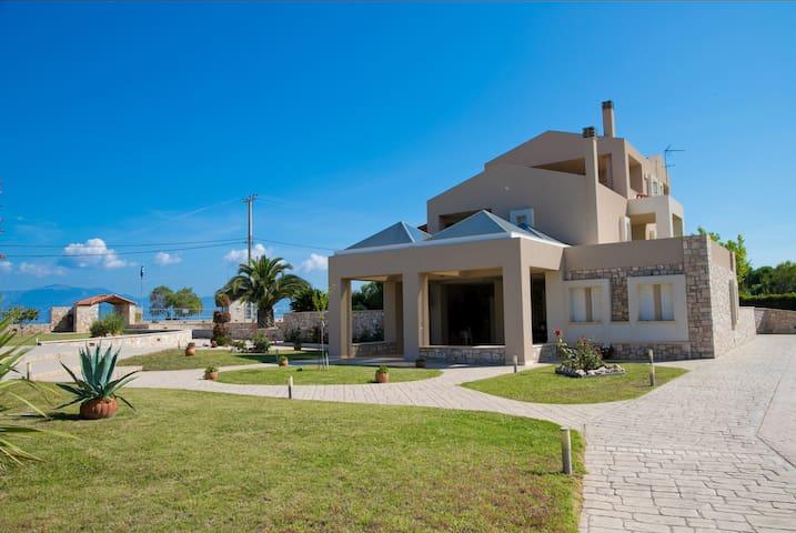 Villa Eleni Ηouse with fantastic views