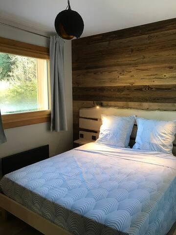 Chambre 4 lit - 160 cm