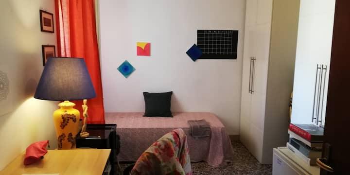 Boho Single Room