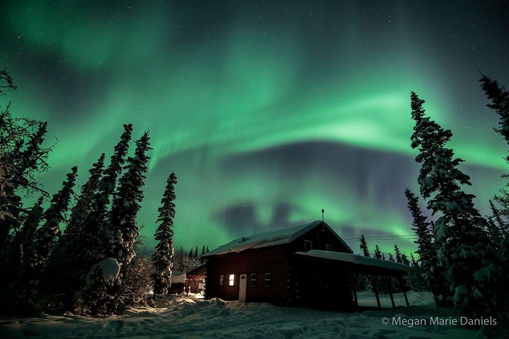 Alaska Aurora Adventures A Nature Lodges For Rent In