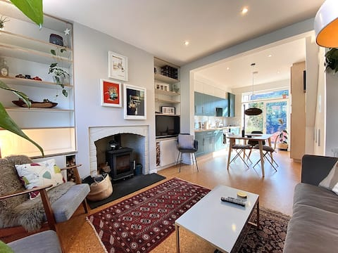 Modern terrace house near to Endcliffe Park in S11