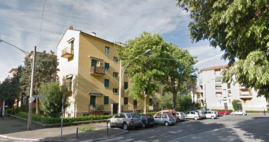 Little House in Bologna, San Donato Area - Bologna - Appartement