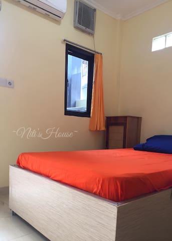 Niti's House Cabin Room #2