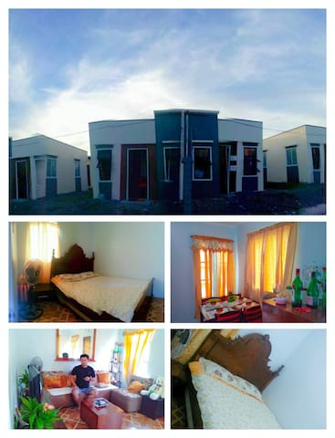 Entire house w/ 1 BedRoom at Bacolod South