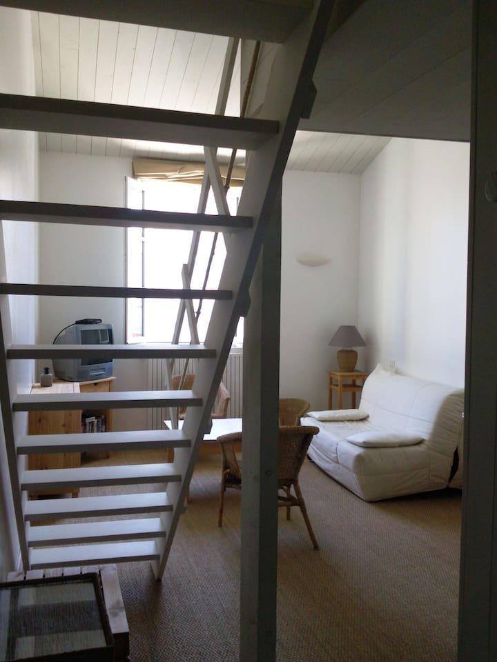 Appartement  Vue de l'entrée