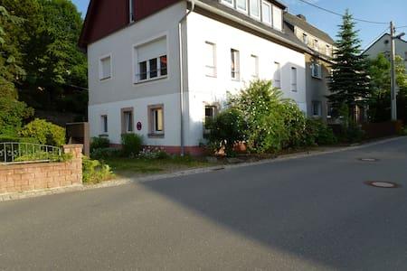 Sievilla,im Ortskern von Lengefeld - Pockau-Lengefeld - Wohnung