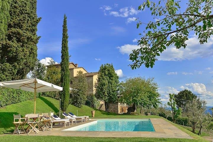 Villa Sunset - Reggello (Province of Florence) - Reggello - House