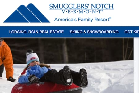 Vermont's Skiing & Snowboard Resort - Smugglers' Notch