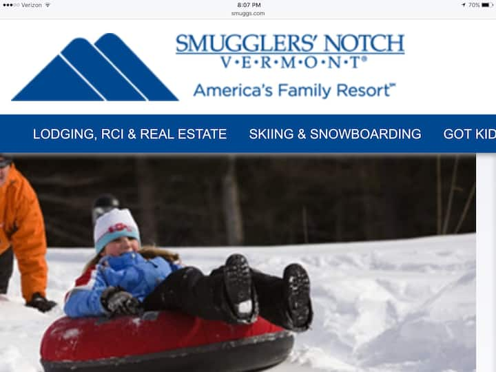 Vermont's Skiing & Snowboard Resort