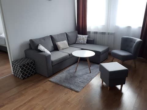 Apartament Tytoniowa II