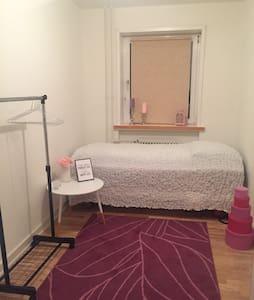 Hyggeligt værelse tæt på Kolding by - Kolding - 公寓