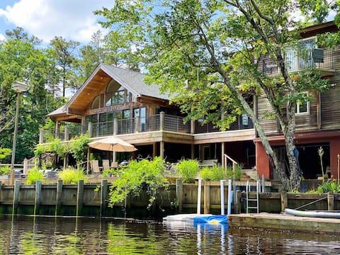 Casa de Sweetwater- 3 bedroom- Waterfront