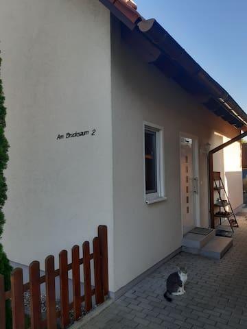 Möbeliertes Zimmer im Spargelland Schrobenhausen