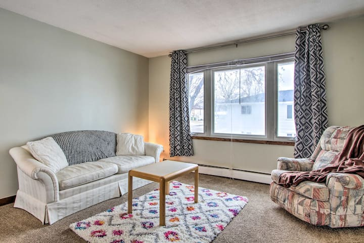 NEW! Rochester Condo < 2 Miles to the Mayo Clinic