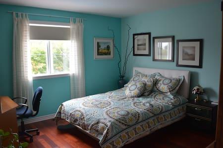 +Chambres comfortables, comme chez vous - Laval