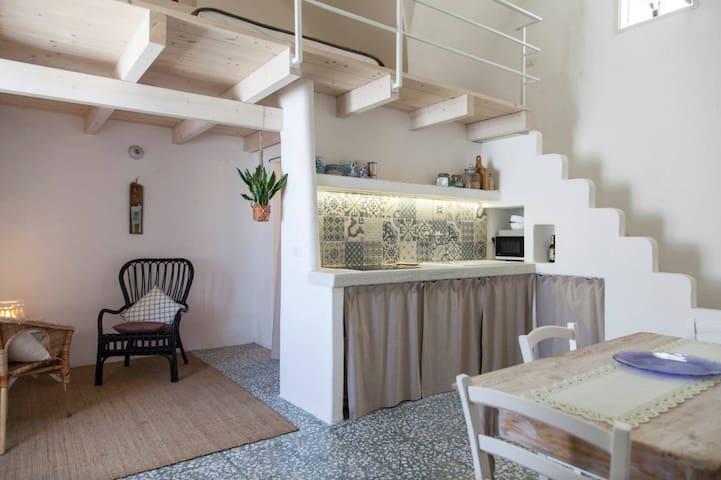"Romantica casa ""Venerine"", con  vista panoramica"