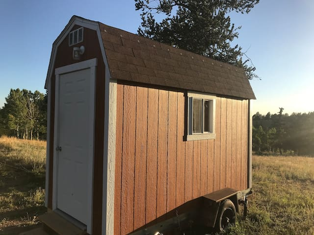 Grey Wolf Resort Tiny Bunk House