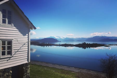 Summer house with the most beautiful view.