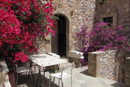 Casa Bella Vista Studio - Monemvasia