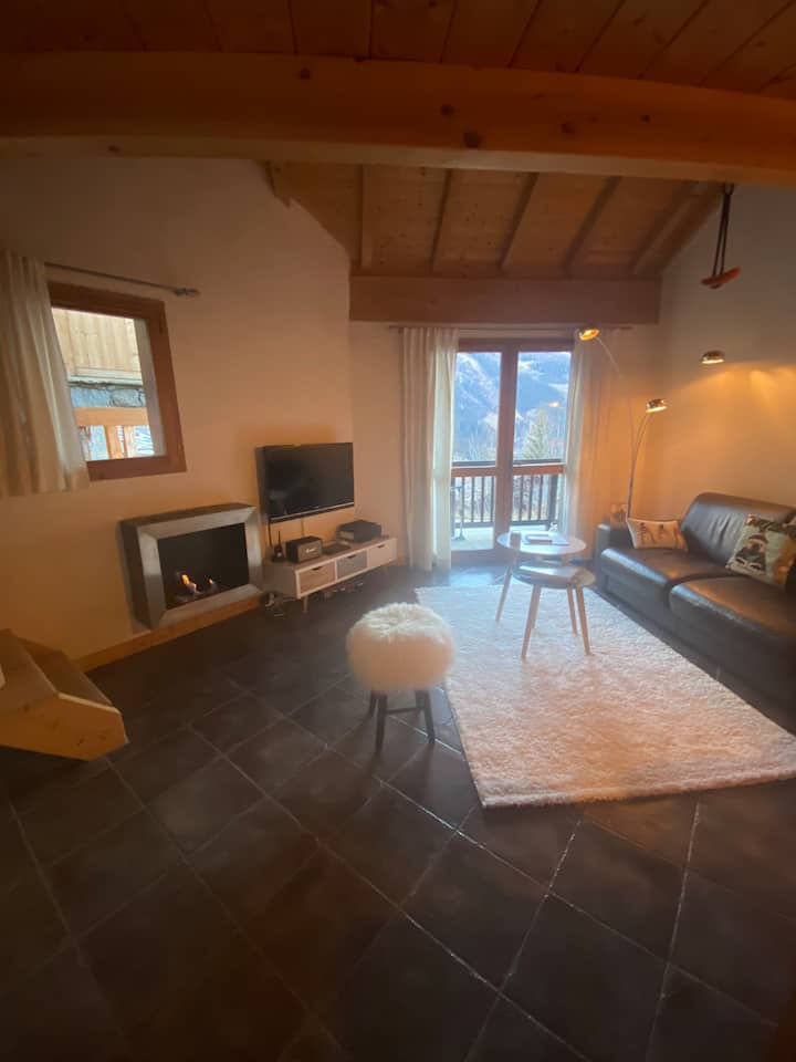 Appartement Station de Sainte Foy Tarentaise