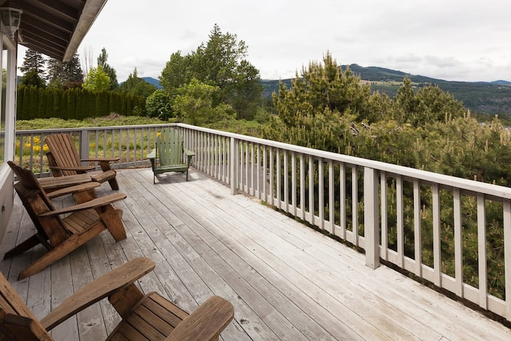 River Ranch-Perfect for two couples, a small family looking to enjoy Hood River