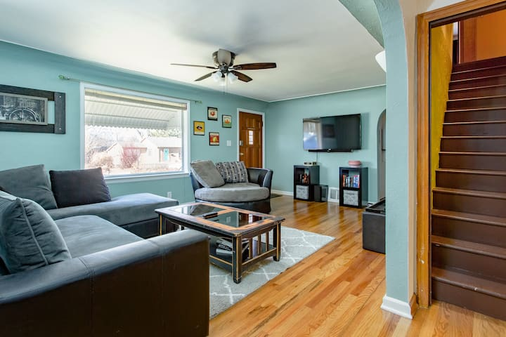 Beautiful home close to downtown Denver