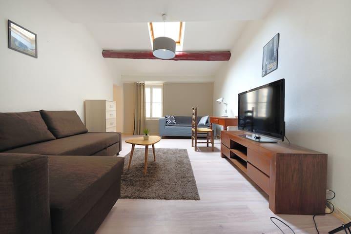 loue appartement 60 m2 centre historique