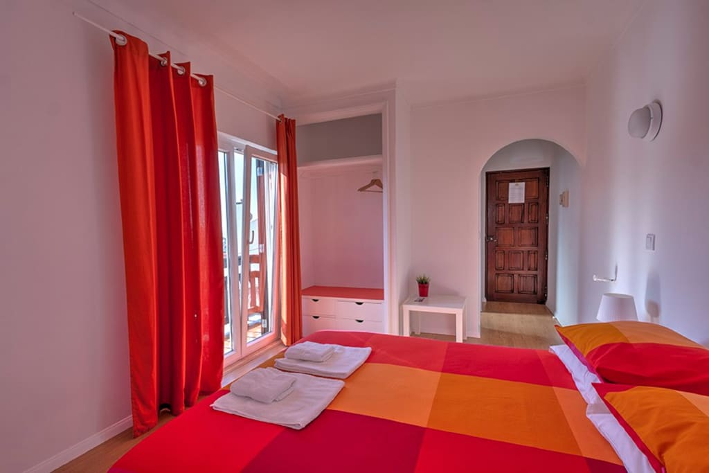 Single or Double Room | Balcony with Partial See View | Private Bathroom