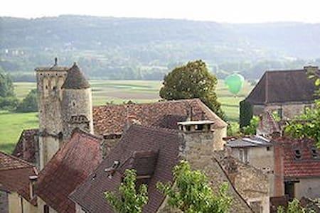 La coccinelle - Allas-les-Mines