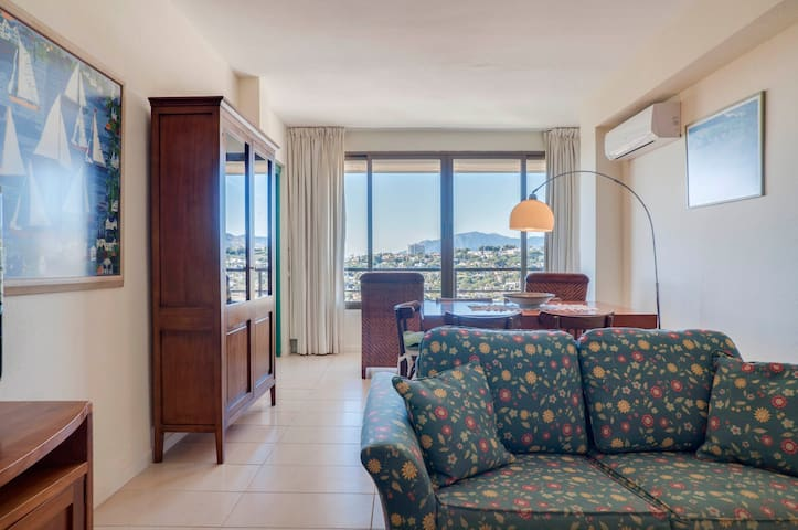 Apartamento espacioso y cómodo en Marbella.