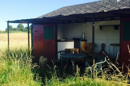 Blueberry Shepherds Huts (The Berrydale Hut) - Maidwell - Andet