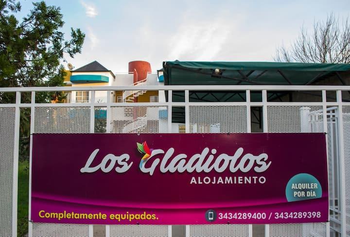 Los Gladiolos Alojamiento