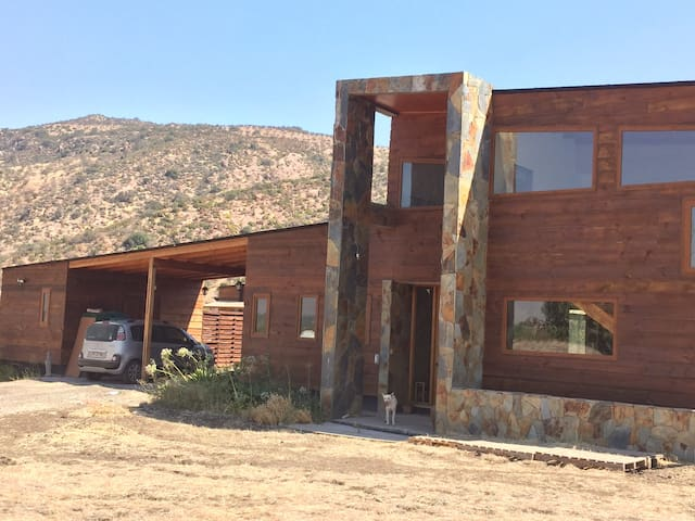 Casa de campo cerca de santiago - Colina - House