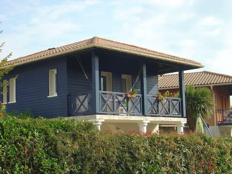 Maison louer domaine de malda anglet maisons for Anglet location maison