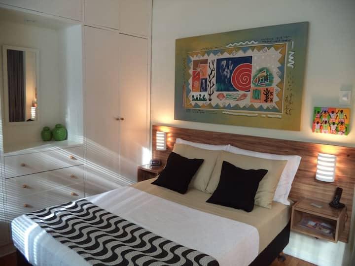 Lindo apartamento -WiFi 35 megas - Ipanema (BM1)