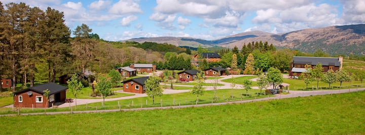 Comfortable stay at Airdeny Chalets